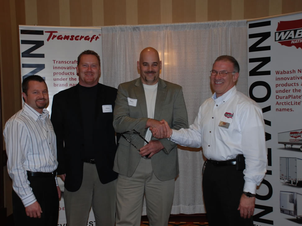 2010 Distinguished New Supplier Award